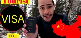 3 Ways of Getting a Chinese L Visa (Tourist Visa) to Visit China 🇨🇳 (中华人民共和国)